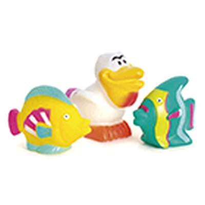 ПОМА Набор игрушек Океан 3 шт 51719