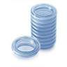 AVENT Крышки для контейнеров VIA ( уп .10 шт) 84560