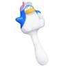 КАМЕРА Игрушка- пищалка с ручкой Пингвин  26207